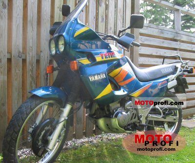 Yamaha XTZ 660 T?n?r? 1996 photo