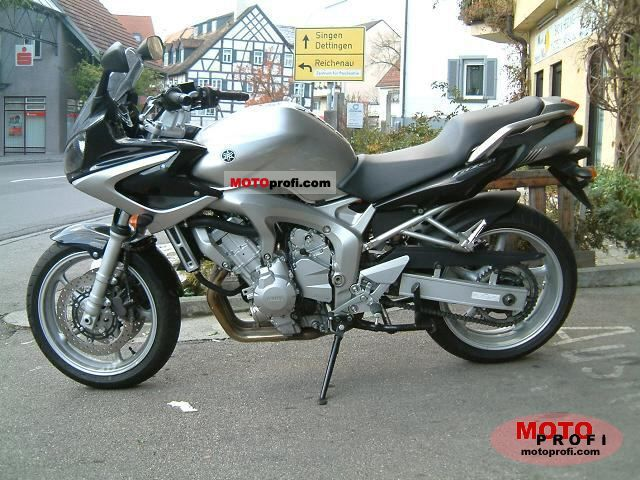 Yamaha FZ 6 Fazer 2004 photo