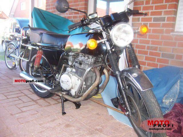 Yamaha XS 360 1977 photo