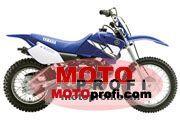 Yamaha TT-R90 E 2004 photo