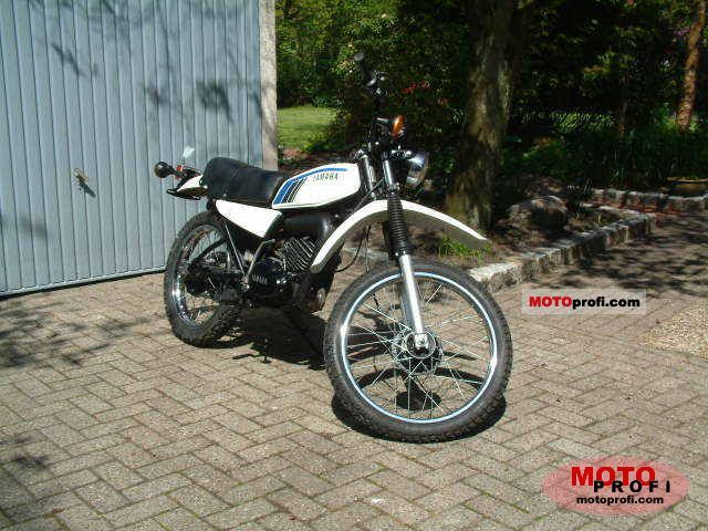 Yamaha DT 175 MX 1979 photo