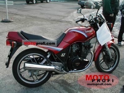 Yamaha XS 400 DOHC (reduced effect) 1985 photo