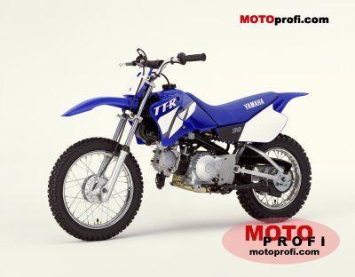 moto yamaha 90 ttr
