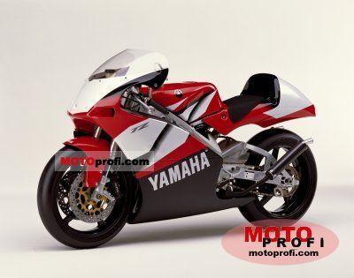 Yamaha TZ 250 2002 photo