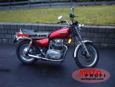 Yamaha XS 650 Special 1981 photo