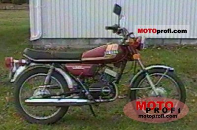 Yamaha RD 125 1975 photo