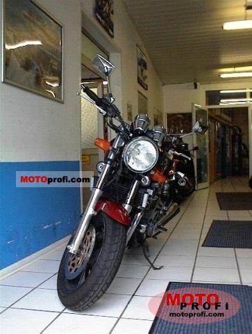 Yamaha XJR 1200 1995 photo