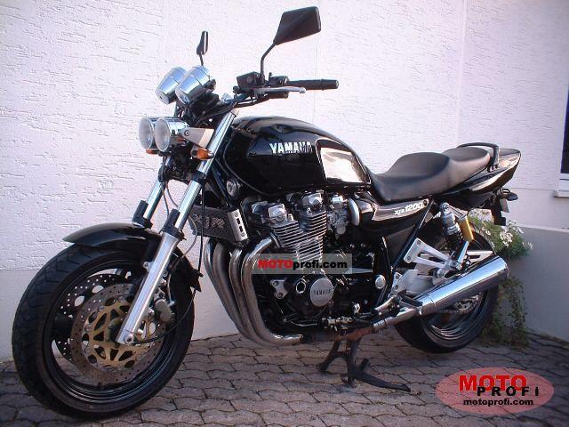 Yamaha XJR 1200 1996 photo