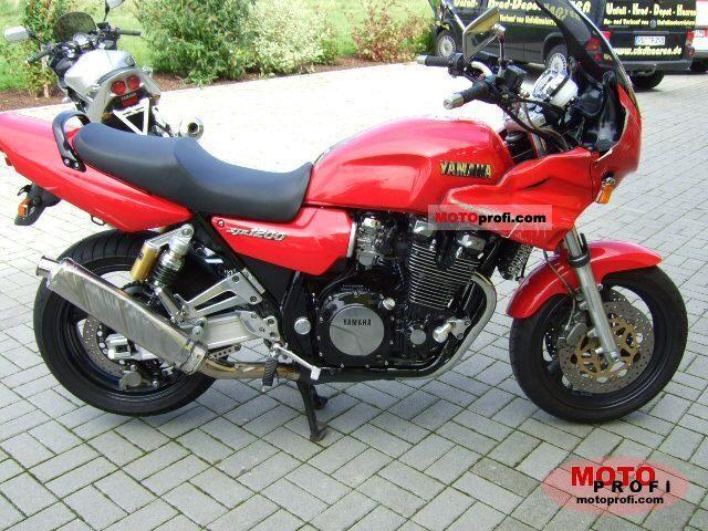 Yamaha XJR 1200 1997 photo