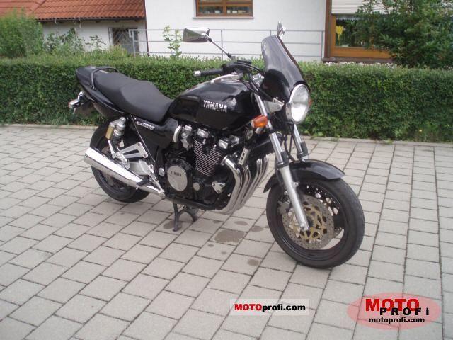 Yamaha XJR 1200 1998 photo