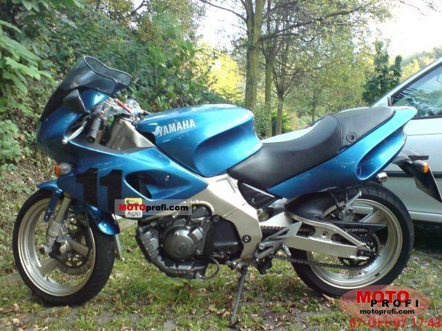 Yamaha SZR 660 1996 photo