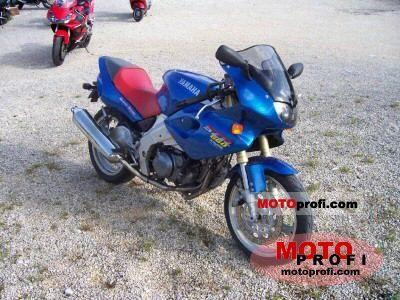 Yamaha SZR 660 1997 photo