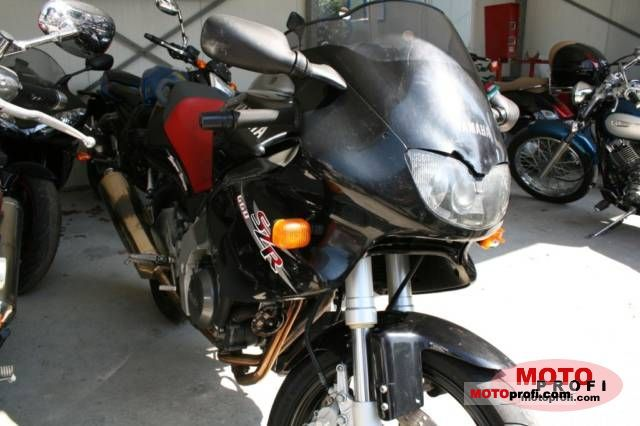 Yamaha SZR 660 1998 photo
