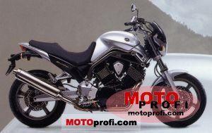 Yamaha BT 1100 Bulldog 2002 photo