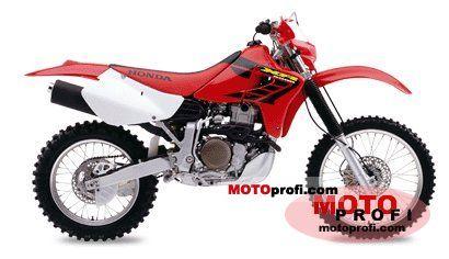 Honda XR 650 R 2002 photo