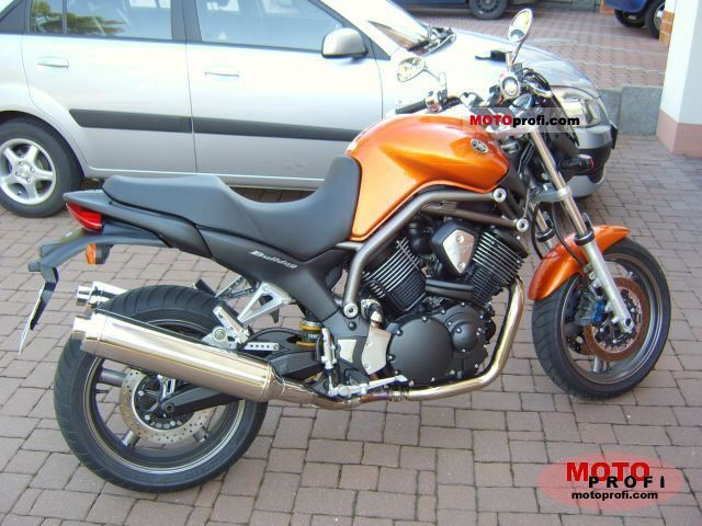 Yamaha BT 1100 Bulldog 2004 photo