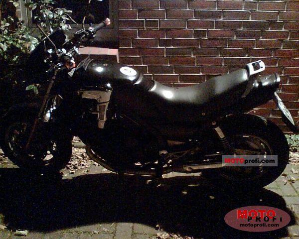 Yamaha Fzx 750 Specs Yamaha Fzx 750 1988