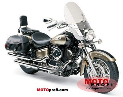 Yamaha V Star 1100 Silverado 2005 photo