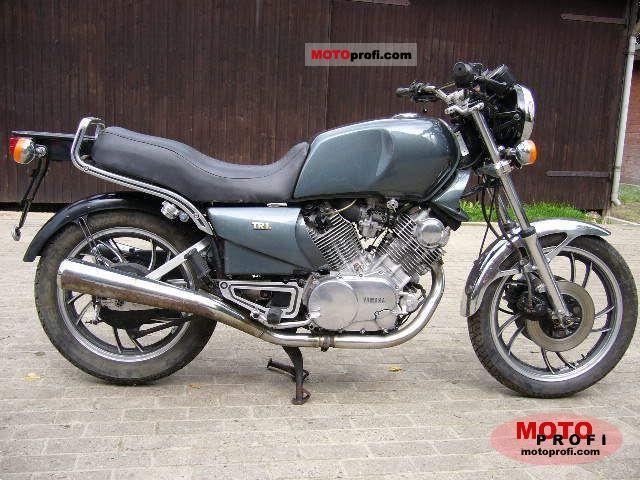 Yamaha TR 1 1981 photo
