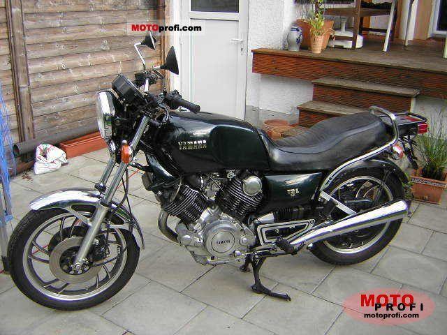 Yamaha TR 1 1982 photo