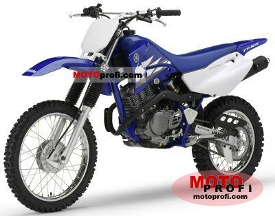 Yamaha TT-R 125 E 2005 photo