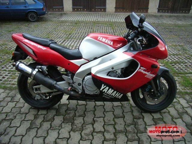 Yamaha YZF 1000 R Thunderace 1997 photo