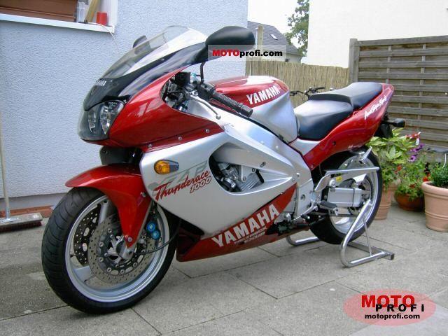 Yamaha YZF 1000 R Thunderace 1999 photo