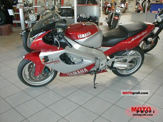 Yamaha YZF 1000 R Thunderace 2001 photo