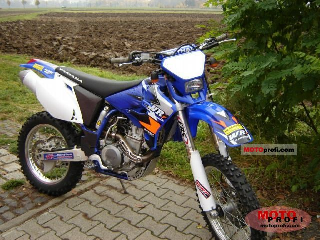 Yamaha WR 450 F 2005 photo