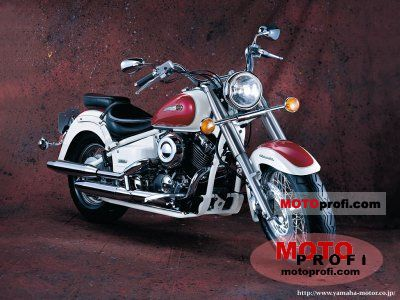 Yamaha Drag Star Classic Four 2002 photo
