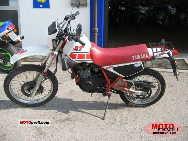 Yamaha XT 350 1989 photo