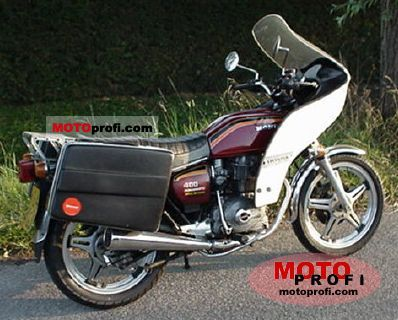 Honda CB 400 T Hondamatic 1981 photo