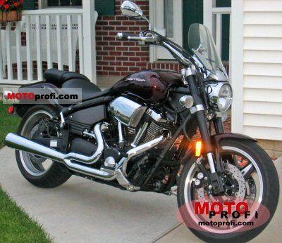 Yamaha Road Star Warrior 1700 2005 photo