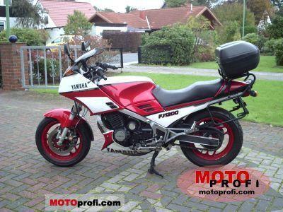 Yamaha FJ 1200 1986 photo