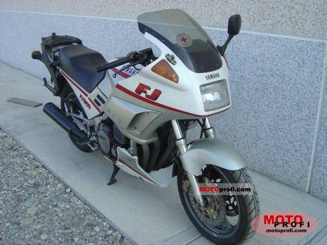 Yamaha FJ 1200 1989 photo