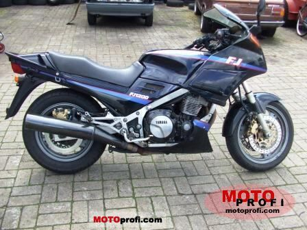 Yamaha FJ 1200 1990 photo