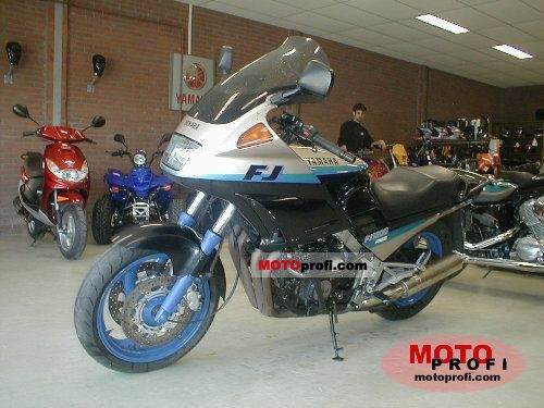 Yamaha FJ 1200 1991 photo