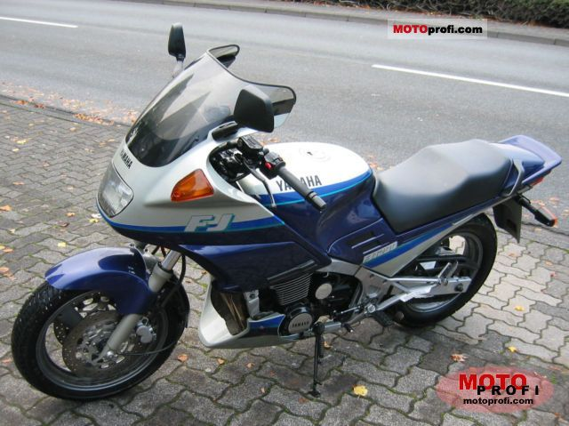 Yamaha FJ 1200 1995 photo