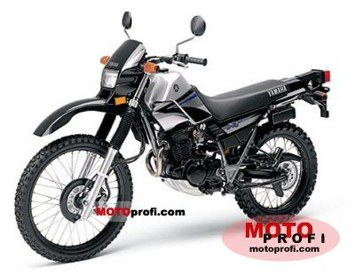 Yamaha XT 225 2005 photo