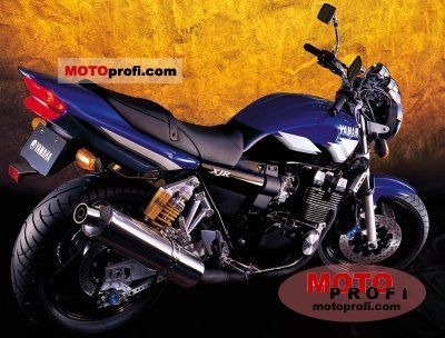 Yamaha XJR 400 R 2002 photo