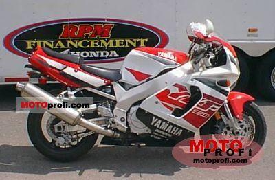Yamaha YZF 750 R Genesis 1997 photo