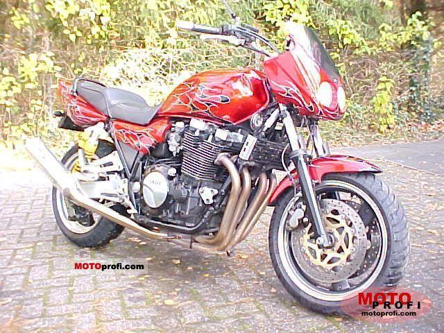 Yamaha XJR 1200 SP 1997 photo