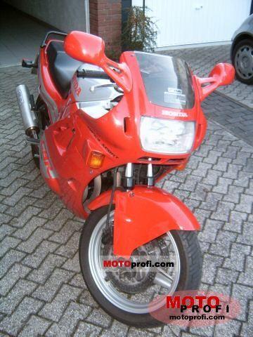 Honda CBR 600 F 1989 photo