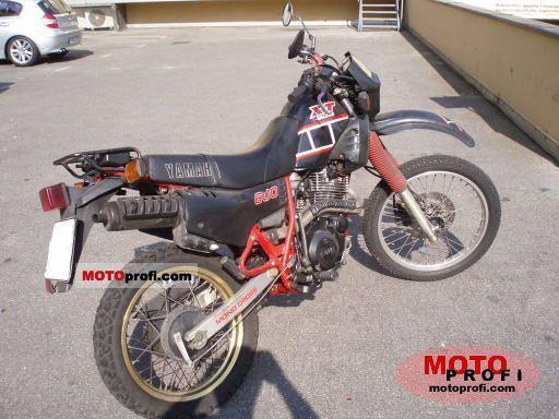 Yamaha XT 600 1984 photo