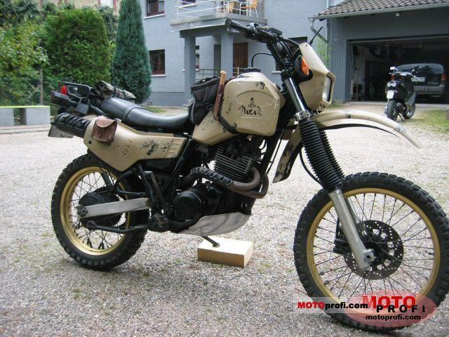 Yamaha XT 600 1985 photo