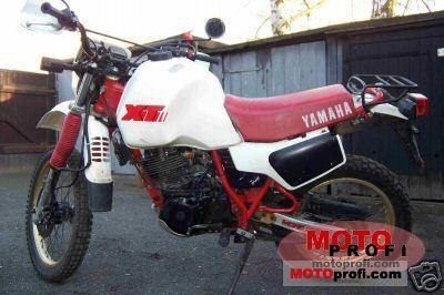 Yamaha XT 600 1986 photo