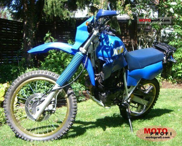 Yamaha XT 600 1989 photo