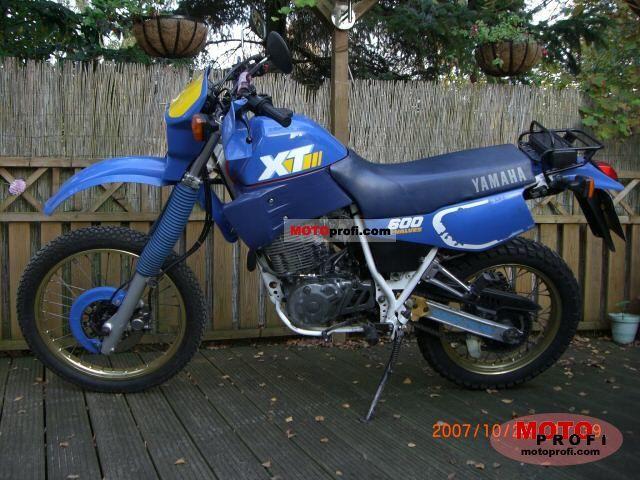 Yamaha XT 600 1990 photo