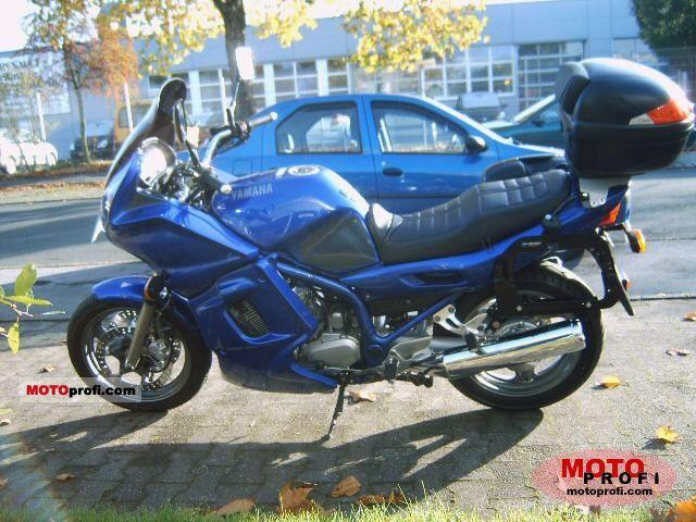 Yamaha XJ 900 S Diversion 1997 photo