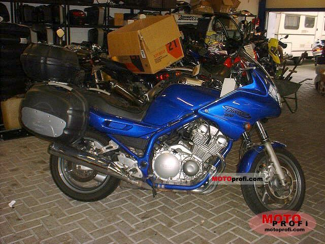 Yamaha XJ 900 S Diversion 1999 photo